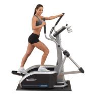 elliptical trainer girl
