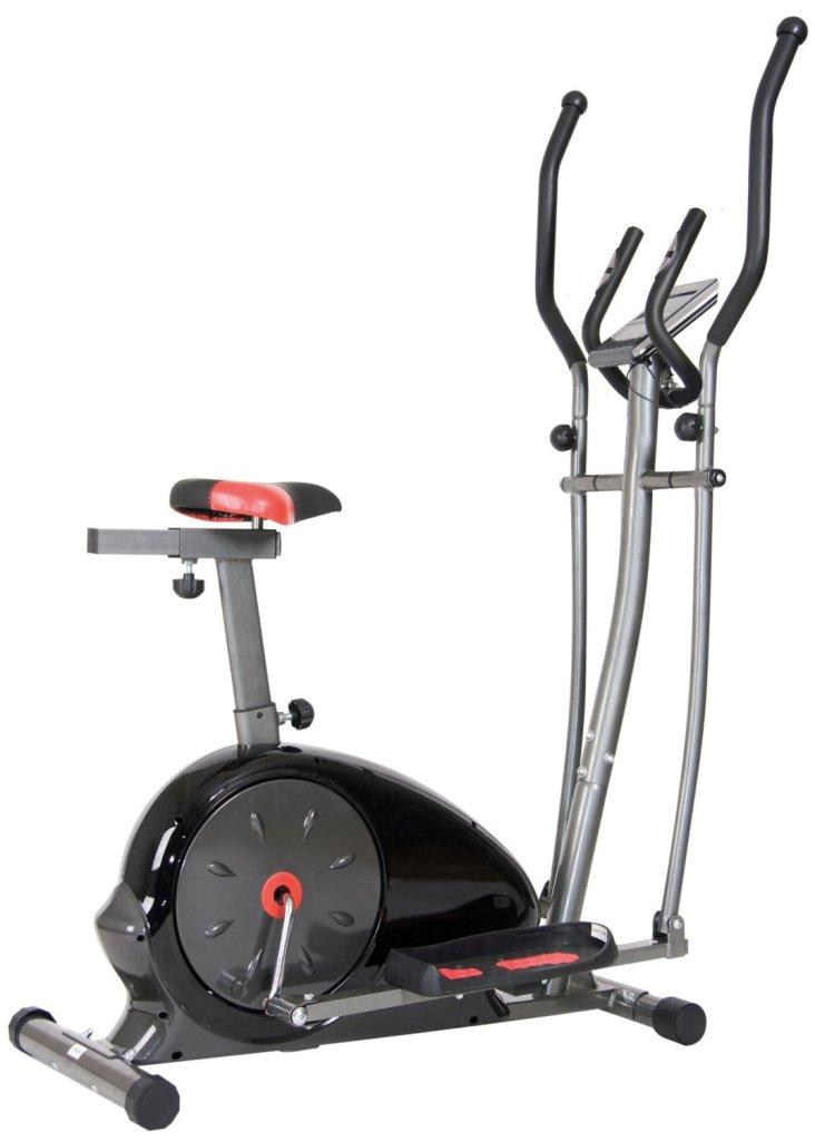 Body Champ 2 in 1 Cardio Dual Trainer