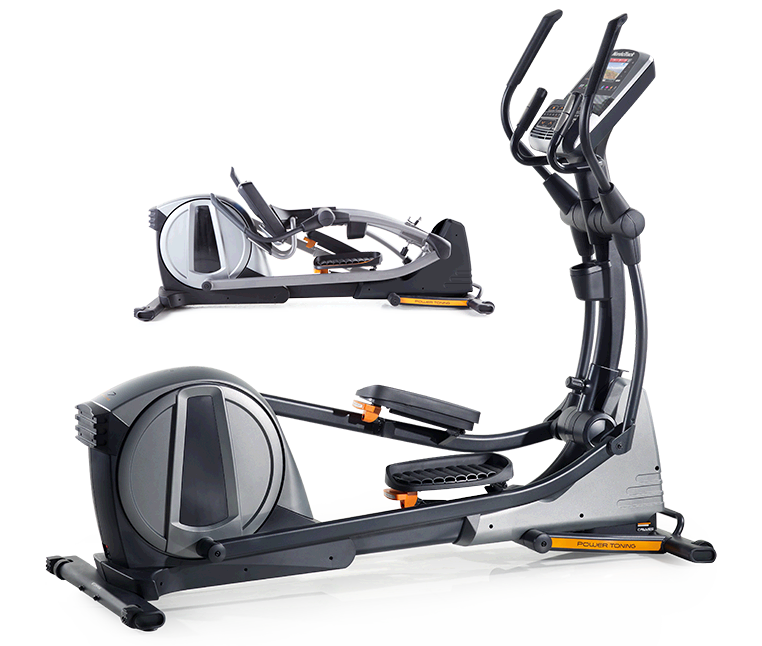 NordicTrack SpaceSaver SE9i Elliptical Trainer Reviewed