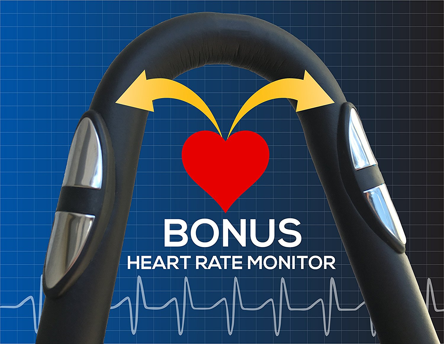 Bonus Heart Rate Monitor